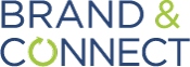 Brand & Connect Logo